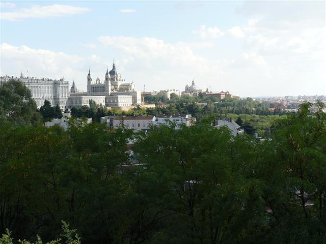 Madrid. Palacio Real, Catedral de la Almudena y San Francisco el Grande