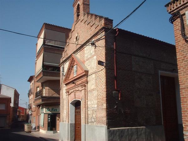 Fuensalida ( Toledo ). Ermita de La Virgen de la Soledad