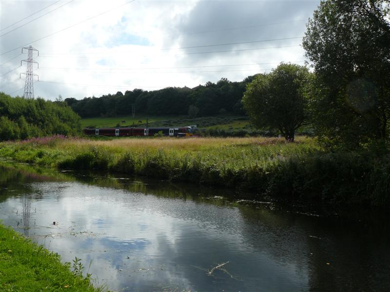 Bradford. Canal de Leeds a Liverpool