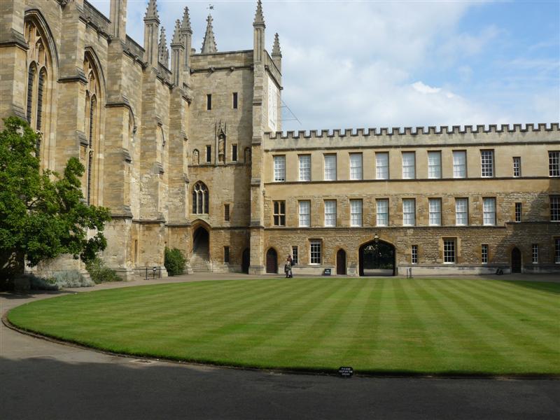 Oxford. New College