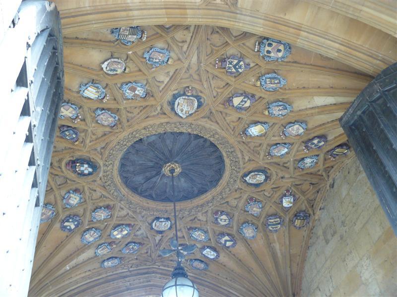 Oxford. Christ Church