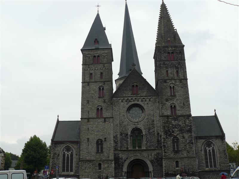 Gante. St. Jacobskerk ( Iglesia de Santiago )
