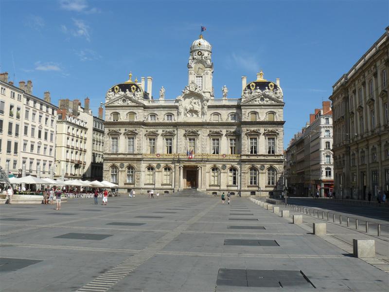 Lyon.Ayuntamiento