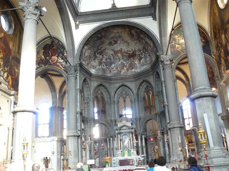 Venecia. Iglesia San Zacaria