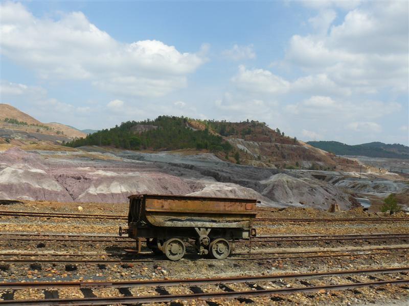 Parque minero de Río Tinto