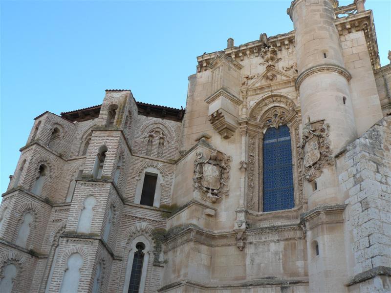 Iglesia y Convento de San Pablo. Peñafiel